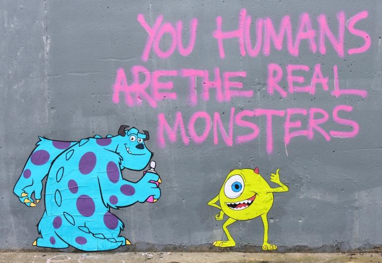 MonstersThink